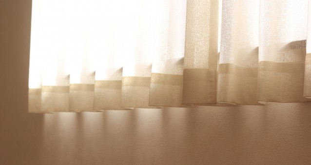カーテンの掃除方法