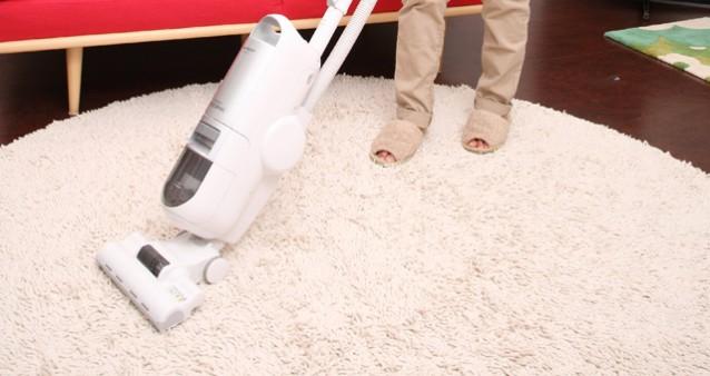 ハウスダスト防止の掃除法