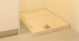 洗濯機の排水口を掃除