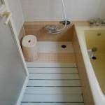 浴室全体清掃カビ取りです。