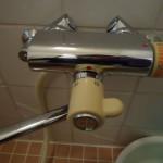 浴室カビ取り・清掃工事です。