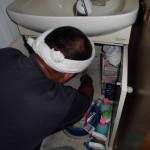 排水管洗浄(外回りの洗浄)