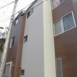 外壁高圧洗浄(戸塚区)