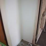 室内カビ取り工事です。(横浜市)
