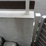 コンクリートサビ落とし(横浜市)
