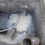 排水管洗浄(横浜市)