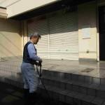 マンション共用部分清掃です。(横浜市)