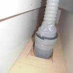 排水臭い 高圧洗浄作業時(横浜市)